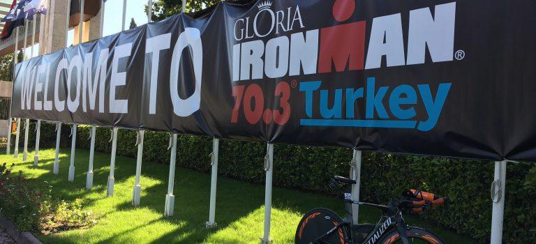 Ironman 70.3 Türkei